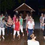 Sommerfest 2014 nachts