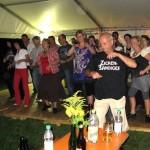 Linedance im Bierzelt